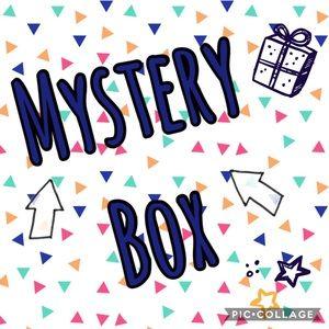 MYSTERY BOX   II  FOUR ITEMS
